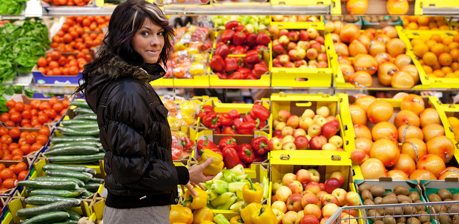 How To Go Grocery Shopping for Radiant Health